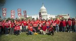 Thousands Rally At The Capital For Immigration Reform